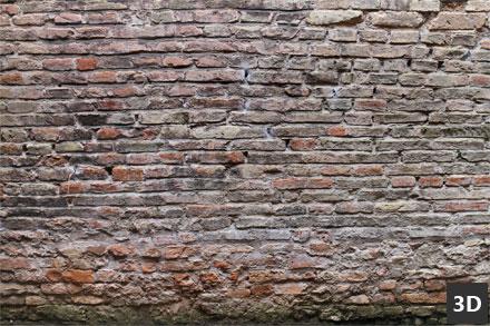 Mur vieille brique