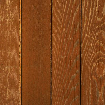 Vieux parquet bois usé