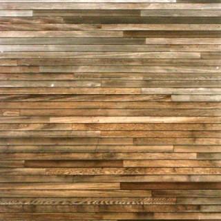 Bardage bois horizontal