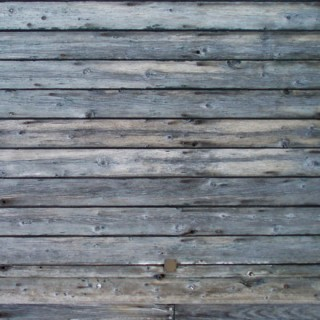 Plancher rustique