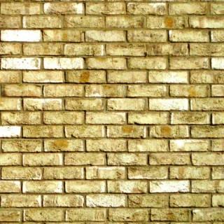 Briques jaunes