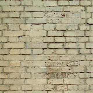 Mur de briques usé beige