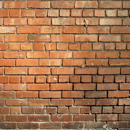 Appareillage de briques à la française
