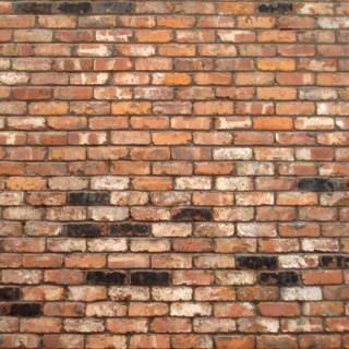 Mur de briques variées