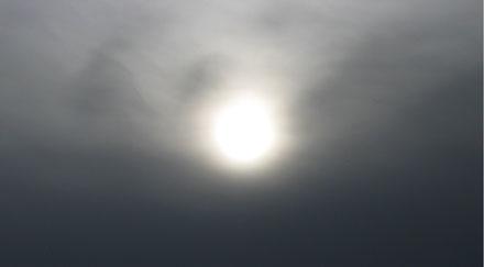 Photo ciel nocturne avec lune