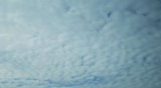 Nappe de nuages