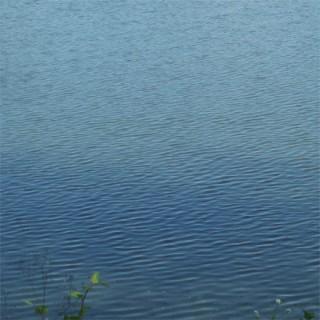 Lac bleu ciel