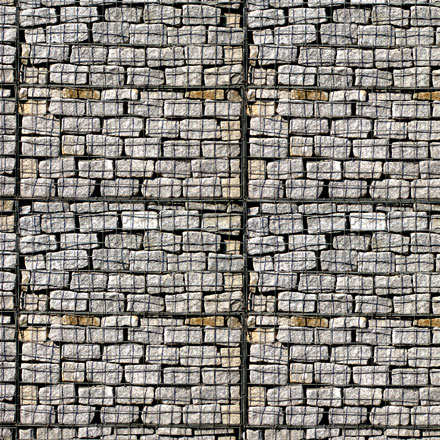 mur pierre en gabion museumtextures. Black Bedroom Furniture Sets. Home Design Ideas