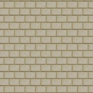 Mur de pierre régulier