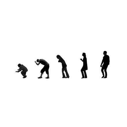 Silhouettes évolution